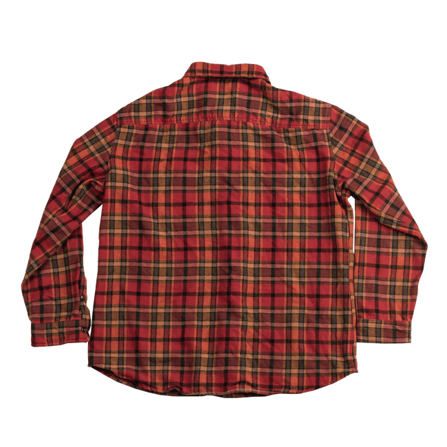 1791 Heritage - Vintage Flannel Red