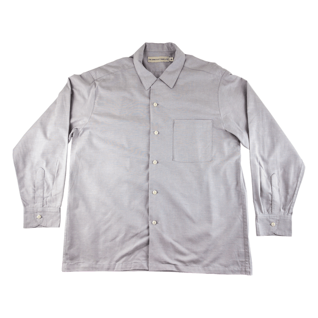 Relax Shirt - Natural Stripe