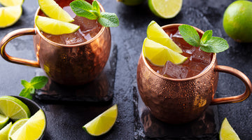 RECIPE: Moscow Mule (Cocktail Kit)