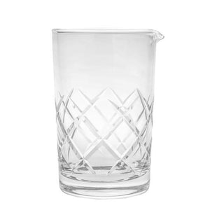 Ada Yarai-Etched Mixing Glass