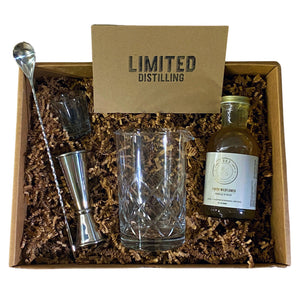 The Bartender Mixology Gift Set