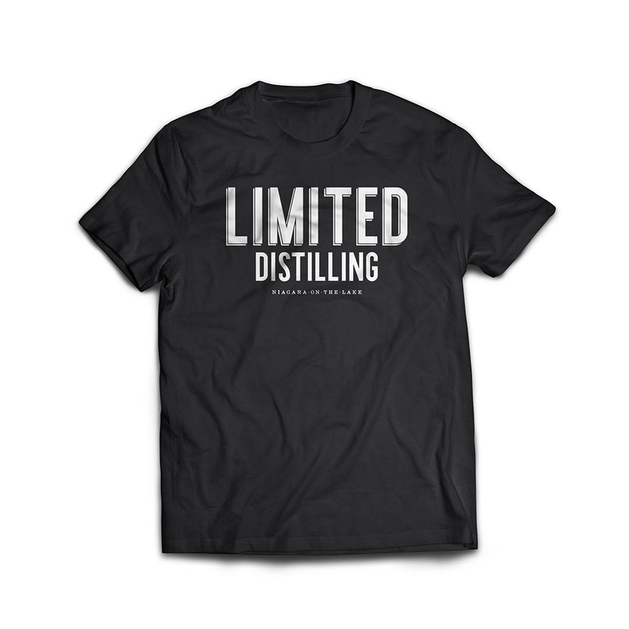 Limited Distilling T Shirt (Black)