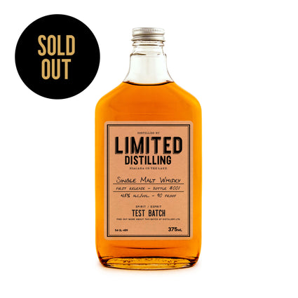Single Malt Whisky (First Release)
