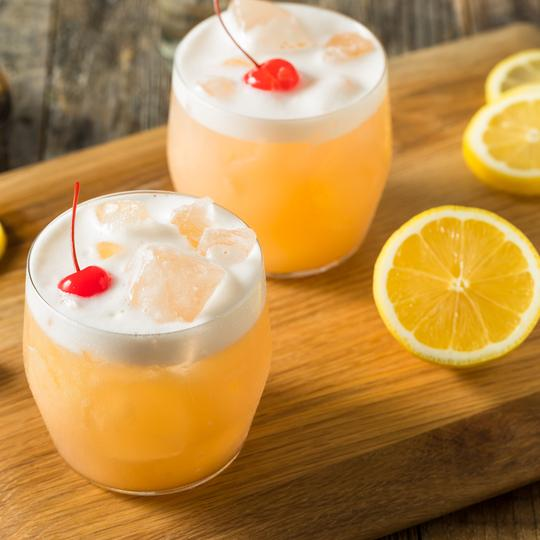 MOCKTAIL lWhisky Sour Kit