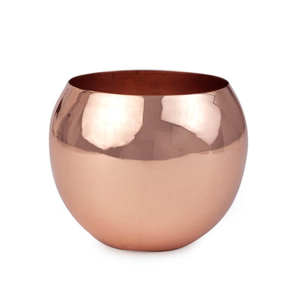 "Copper Whiskey Cups ""THE ROLY"""