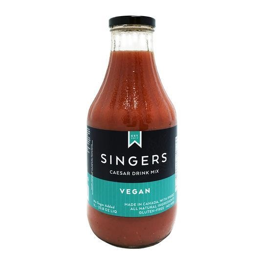 Singers Vegan Caesar Mix