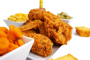 Nashvillle Hot Chicken Dinner Pack - Mixed Chicken
