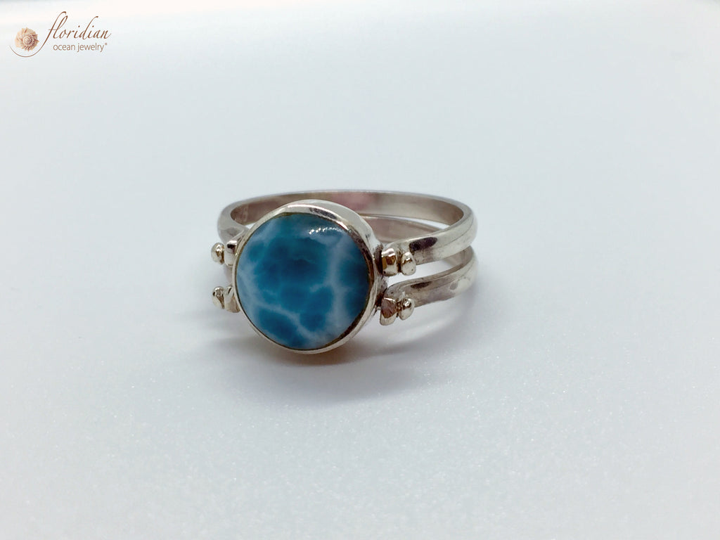 Reversible Ocean Treasure Ring