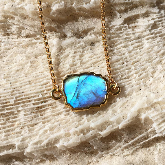 Magical Mermaid Scale Necklace