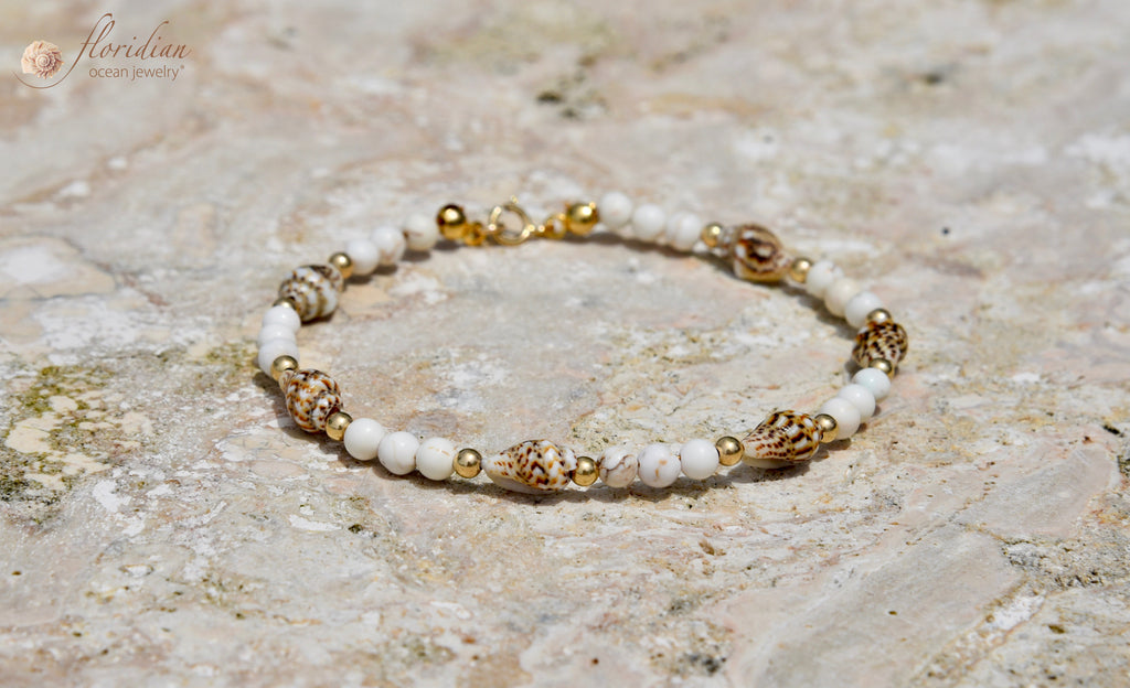 Bahama Sea Shell Bracelet
