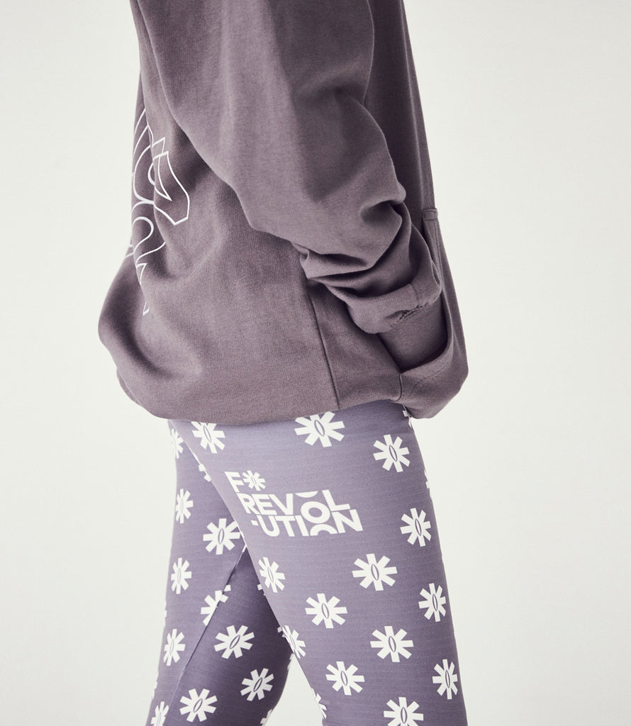 F*Revolution   Leggings - Mini P Star Print