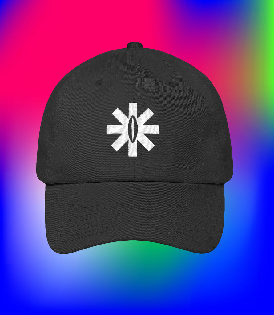 F*Revolution   Dad Cap - P Star logo