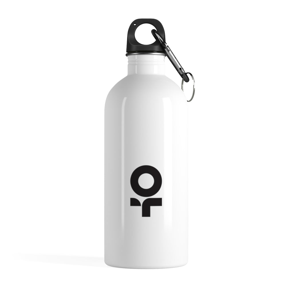 F*Revolution   Stainless Steel Water Bottle - Female Mark Logo