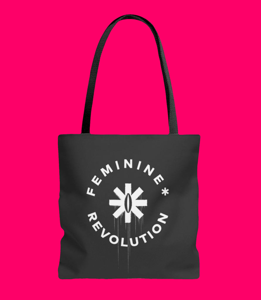 F*Revolution   Tote Bag P Star F*R Logo