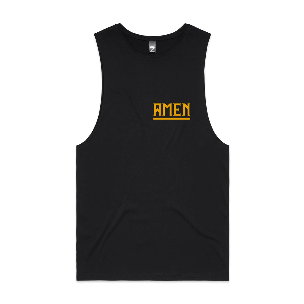 NZ Made Mens SInglet