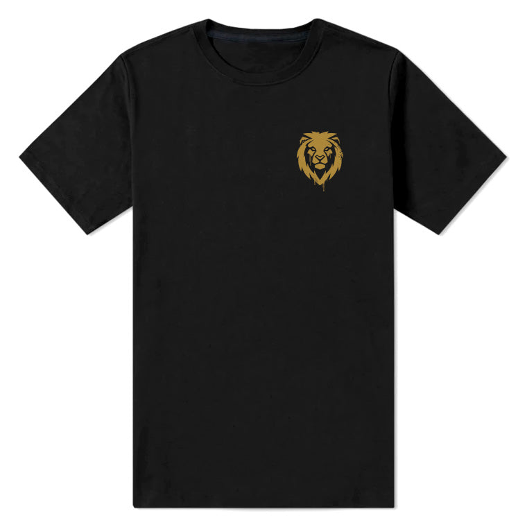 Lion Junglist Mens Tee