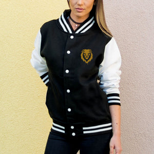 Lion Junglist Womens Jacket