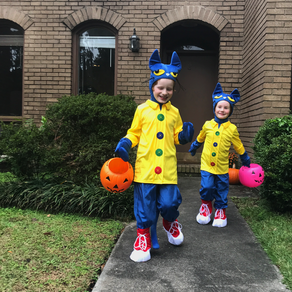 NEW Pete the Cat Costume!