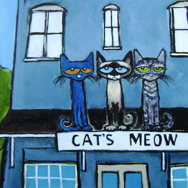 Gallery Highlight: Cat's Meow