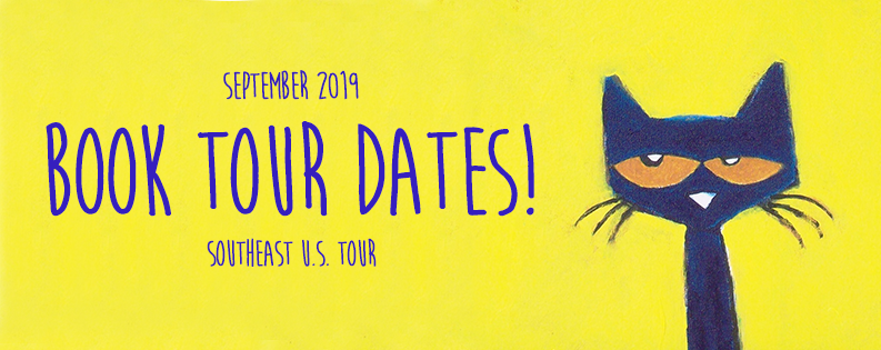 September 2019 Book Tour