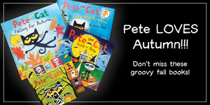 Pete's Must-Have Books for Autumn!