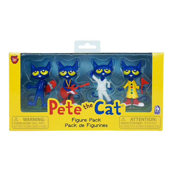 NEW Pete the Cat Figures Available!