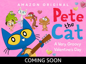NEW Episode of Pete the Cat Comes Out on February 7th!