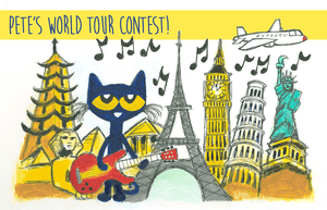 """Pete's World Tour"" Contest"