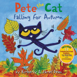 Cover of Pete the Cat: Falling for Autumn Storybook