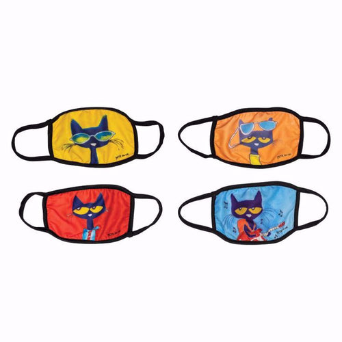 Pete the Cat Children's Face Mask