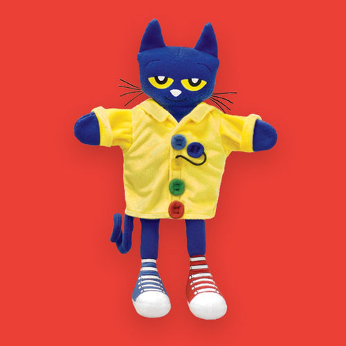 Pete the Cat Puppet!