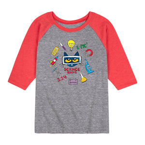 NEW! Science Rocks Toddler 3/4 Sleeve Shirt