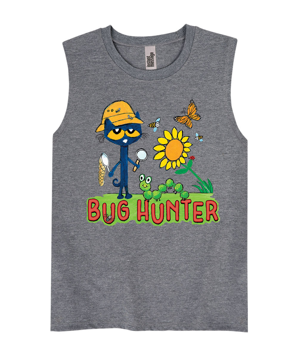 Bug Hunter Toddler Muscle Tank