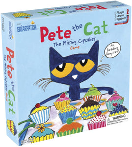 Pete the Cat The Missing Cupcake Game
