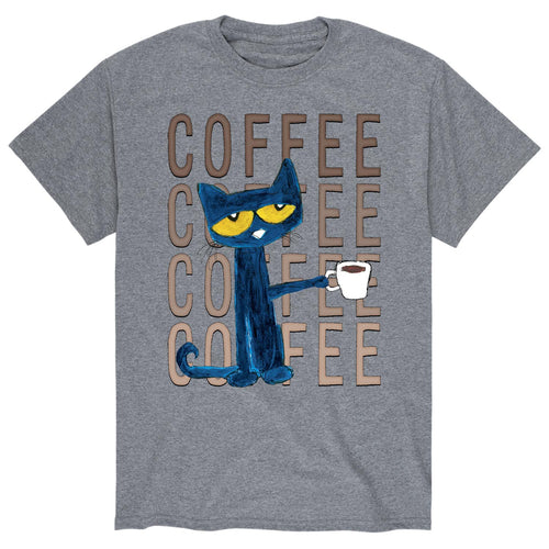 Coffee Coffee Coffee Adult Shirt