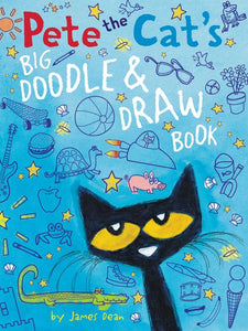 Pete the Cat Doodle and Draw