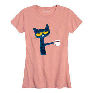 Coffee Time- Ladies Fit Shirt