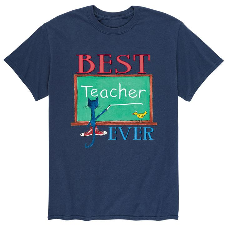 Best Teacher Ever Adult Shirt