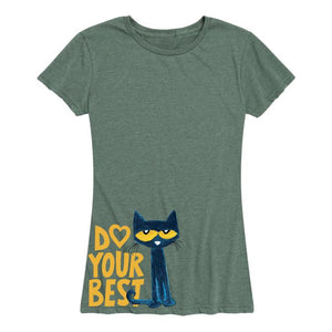 Do Your Best- Ladies Fit Shirt