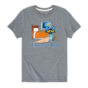 Kitty Bedtime Toddler Shirt
