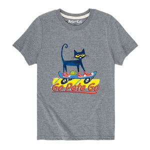 NEW Go Pete Go Toddler & Youth T-Shirt