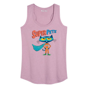 Super Pete Tank- Ladies Fit