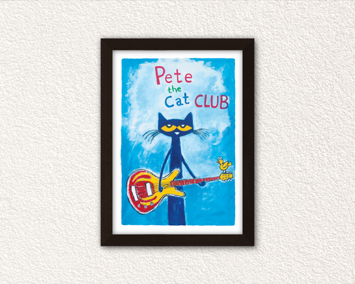 Pete the Cat Club (Guitar)
