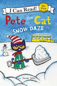 Pete the Cat: Snow Daze Book