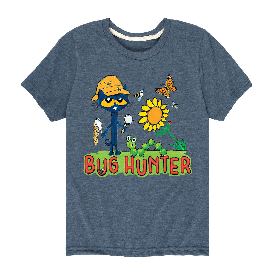 Pete Bug Hunter Youth Shirt