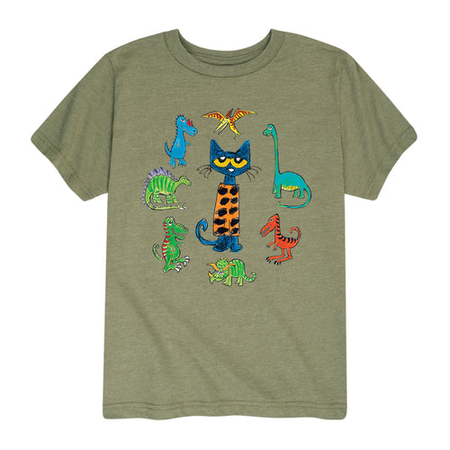 NEW! Olive Dinosaur Toddler Shirt