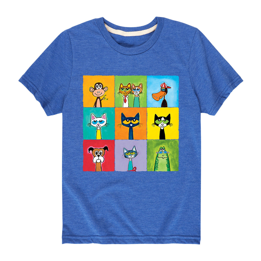 NEW! Pete and Friends Youth Shirt