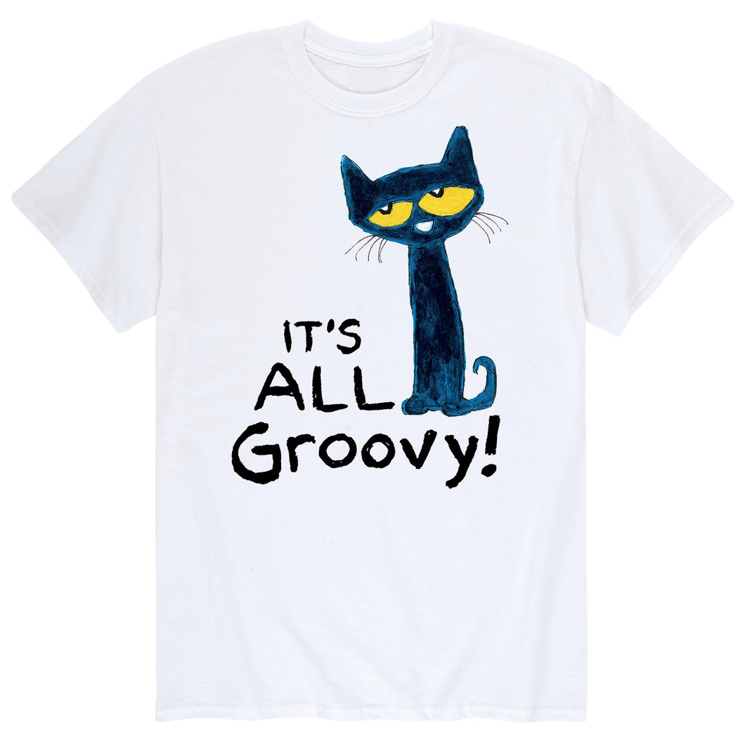 It's All Groovy Adult Shirt