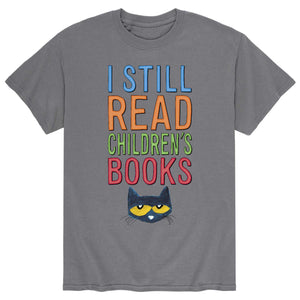 I Still Read Children's Books Adult Shirt
