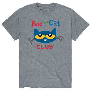 Pete the Cat Club Adult Shirt